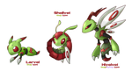 Fakemon: Early Bugs