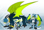 [Digimon] The Blue Dragon [pt 2]