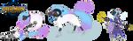 [digimon re:GEN] Lammon Revamp by glitchgoat