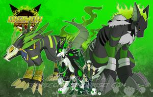 [Digimon re:CON] The Omen by glitchgoat