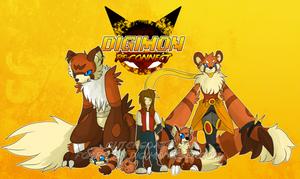 [Digimon re:CON] The Spirit by glitchgoat