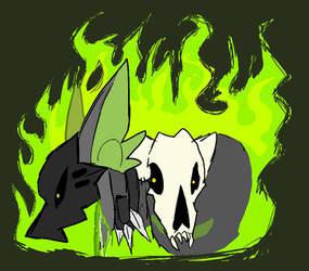 [re:CON] burn by glitchgoat