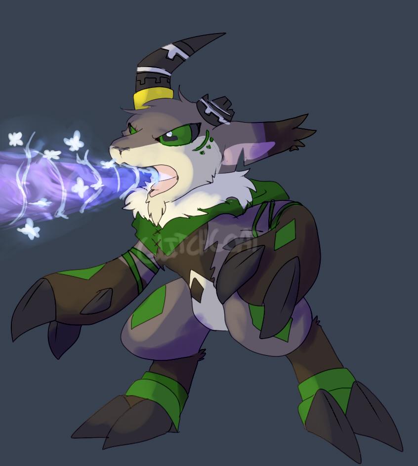 [p] faerie fire rkgk by glitchgoat