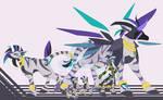 [c] Zebra Digimon