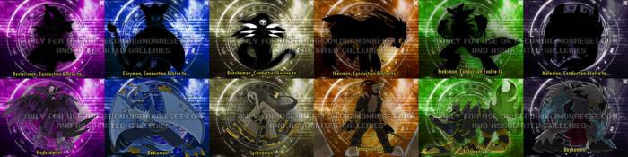 [digimon re:CON] Ultimate evolutions [pt 3] by glitchgoat