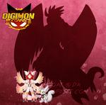 [Digimon re:CON] The Rat by glitchgoat