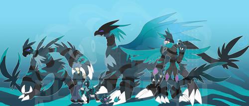 [c] Theropod Digimon