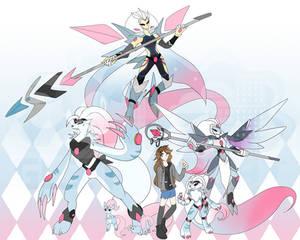 [c] Cyber Digimon