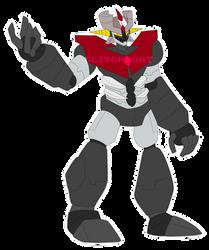 [c] Mazinger-Z, But a Digimon Robot