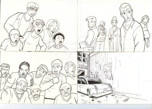 Storyboard #4 for Ten til 4 video