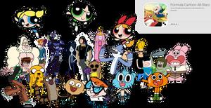 Cartoon Network Formula Cartoon: All-Stars