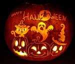 Happy Halloween 2020 Pumpkin