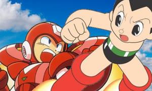 Megaman vs Astro Boy