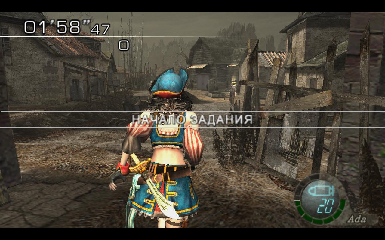 Resident Evil 4' Pirate Jill mod by lezisell on DeviantArt