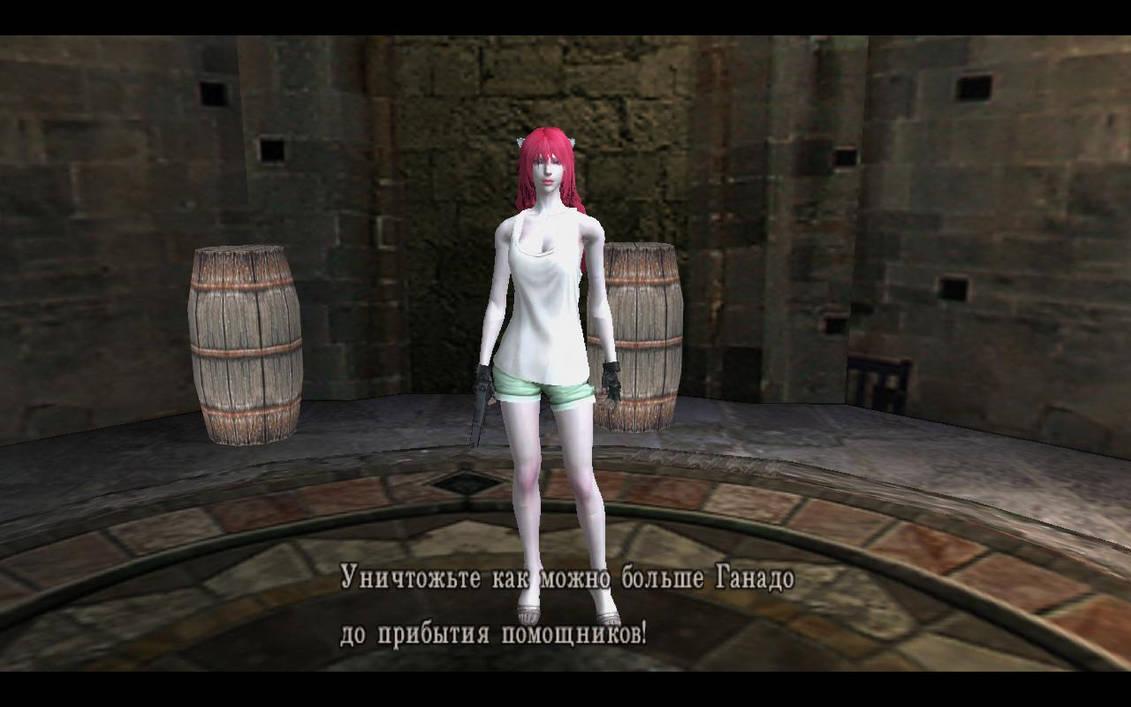 download game ppsspp resident evil 4 mod
