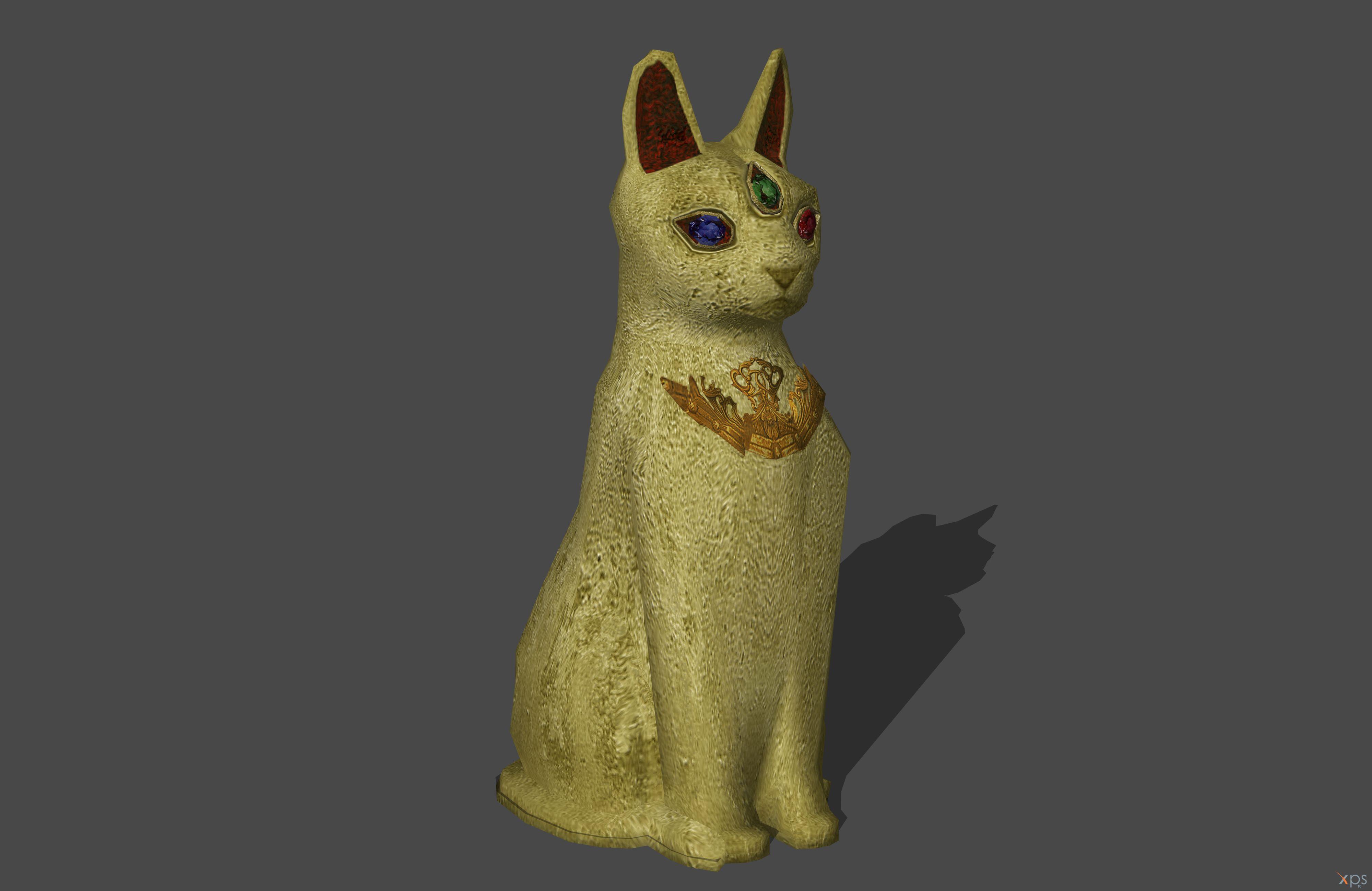 Resident Evil 4' Golden Lynx 2.0 XPS ONLY!!! by lezisell on DeviantArt