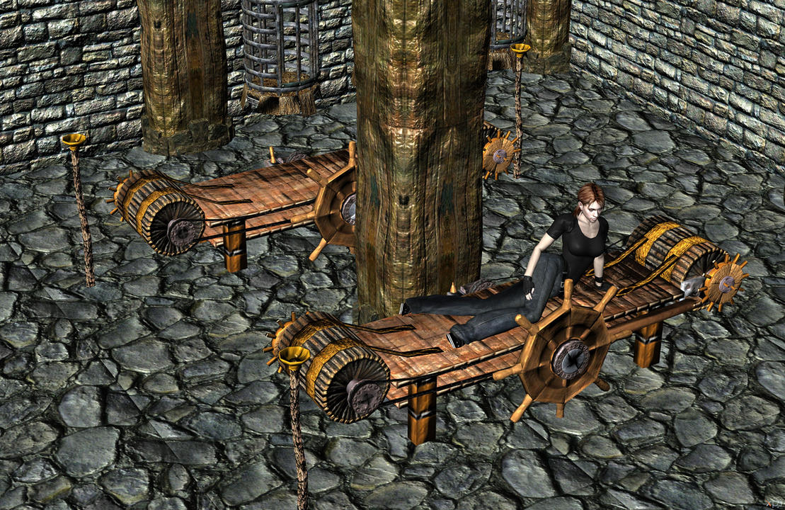 Dragon Age Origins Arl Howe Torture Chamber Xps By