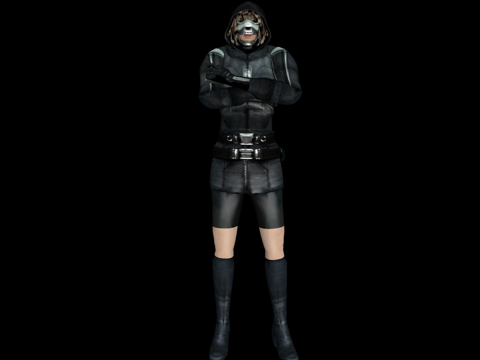 'Half-Life 2: Survivor' Combine Female 1 XNA/XPS by ...