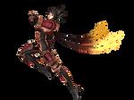 'Land of Chaos Online' Hibachi - Kunoiti XNA/XPS