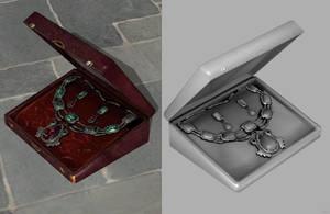 'Resident Evil 5' Royal Necklace 2.0 XPS ONLY!!!