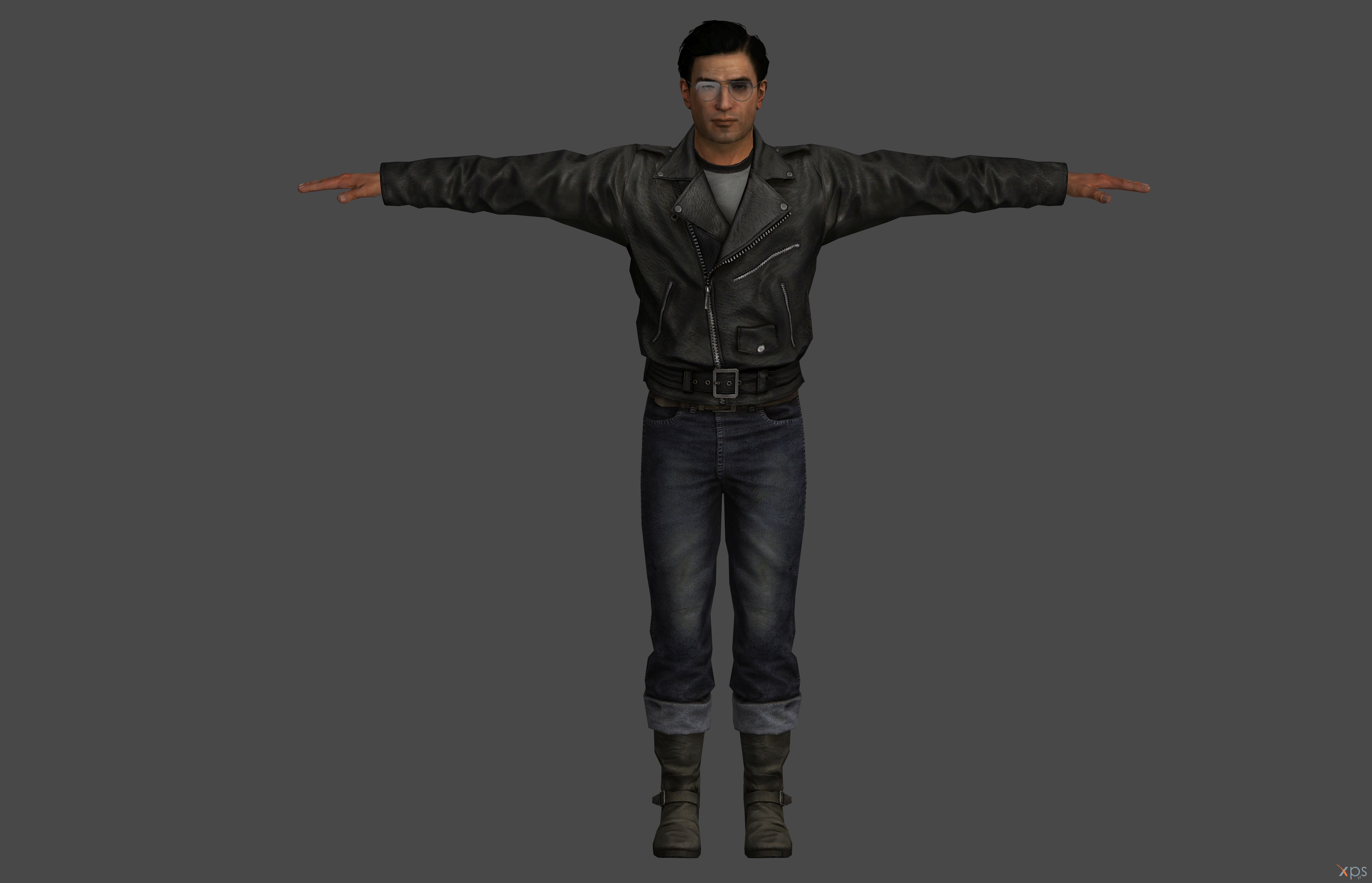 [FREE] 'Mafia 2: DE' Vito Biker HD XPS ONLY!!!