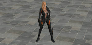 'Resident Evil: Revelations 2' Rachael HD XPS ONLY