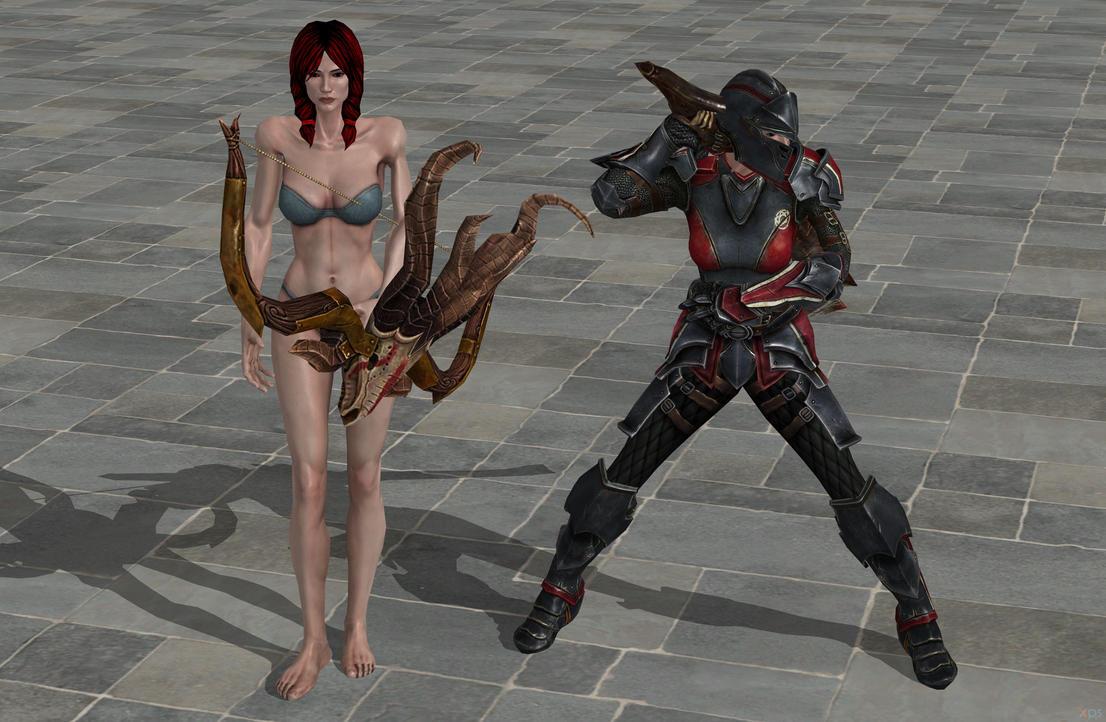 Reckoning nude females erotica pics