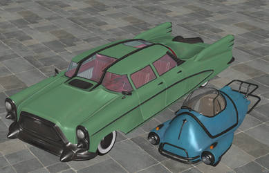 3D Models - Vehicles favourites by Ulliel-G on DeviantArt