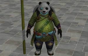 'Smite' Pandamonium Odin  XPS ONLY!!! by lezisell