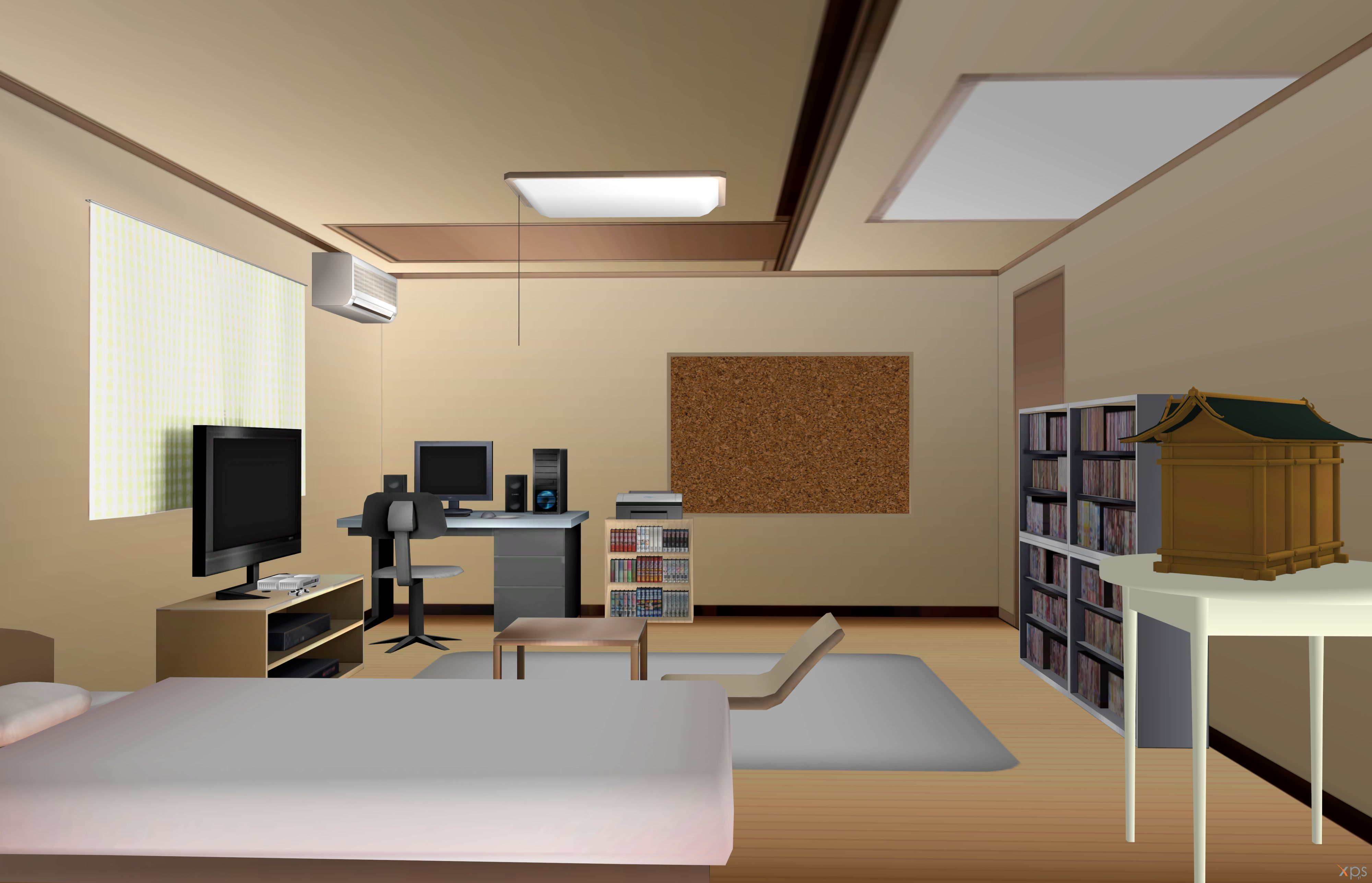 39 Yandere Simulator 39 Yandere Chan 39 S Room Xps Only By