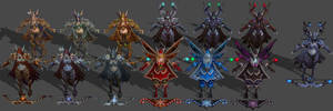 'Heroes of the Storm' Sylvanas Pack XPS ONLY!!!