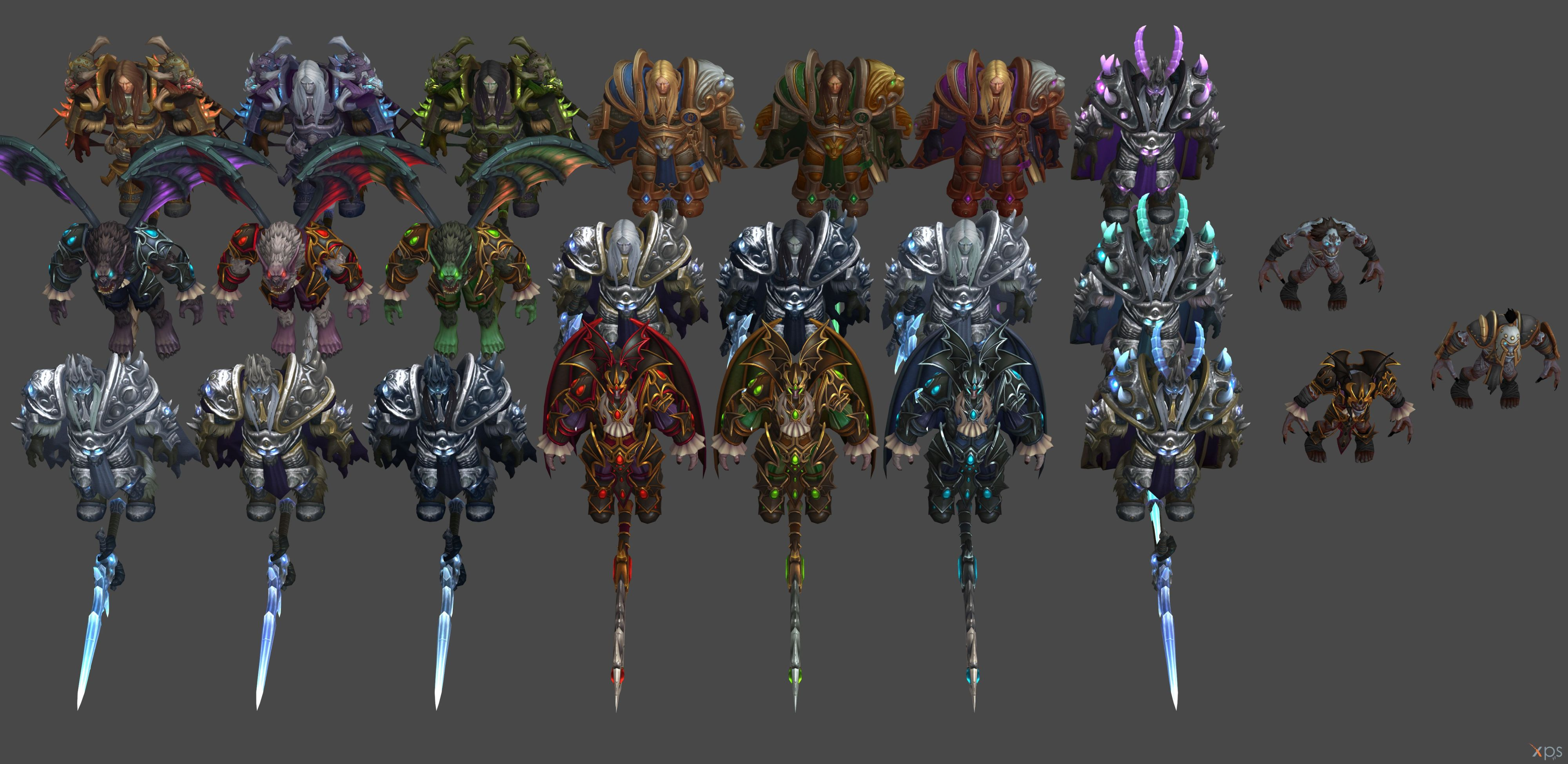Heroes Of The Storm Arthas Pack Xps Only By Lezisell On Deviantart Talent builds, playstyle, matchups welcome to our guide for arthas, a tank in heroes of the storm. heroes of the storm arthas pack xps