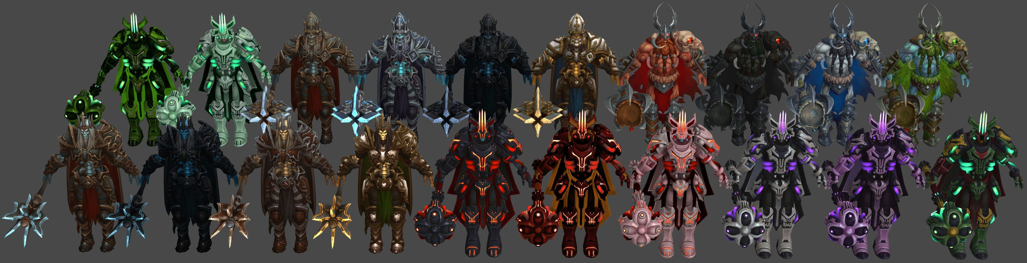 Heroes Of The Storm Leoric Pack Xps Only By Lezisell On Deviantart This is a starting point for leoric. heroes of the storm leoric pack xps