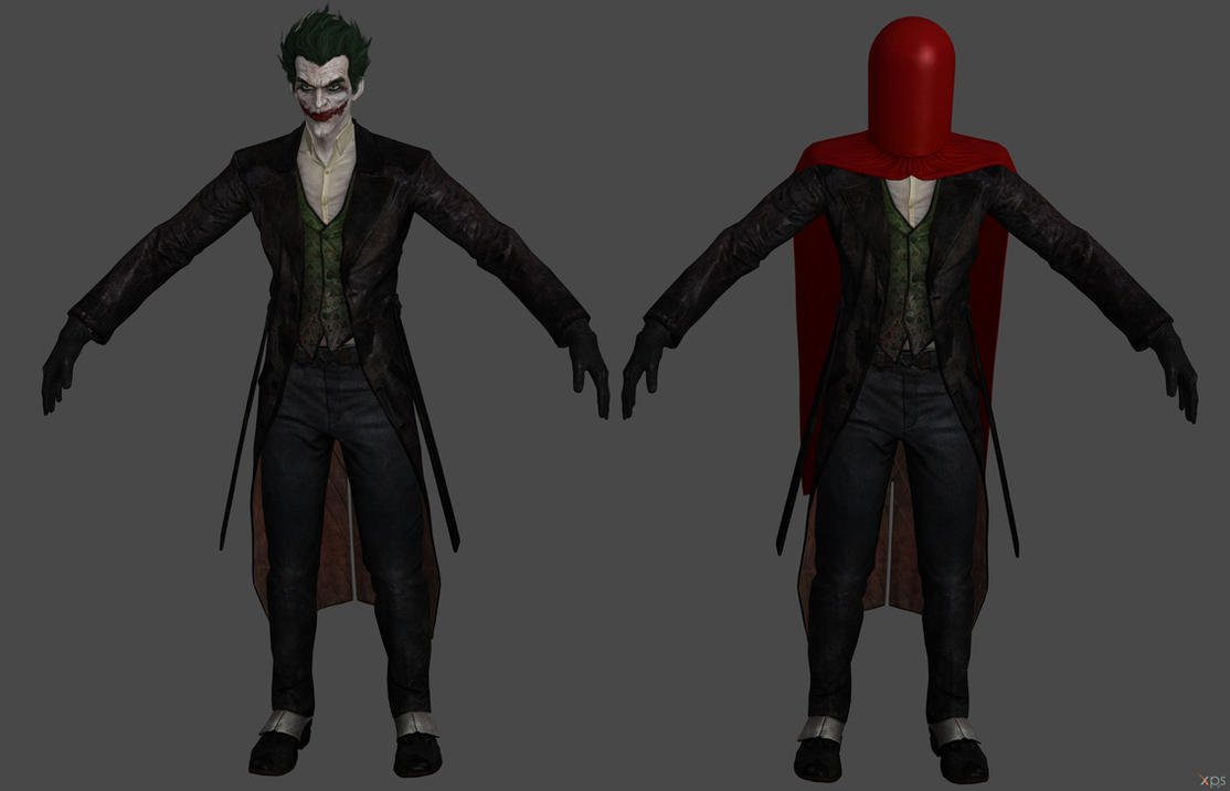 Batman arkham origins joker xps only by lezisell on deviantart batman arkham origins joker xps only by lezisell voltagebd Images