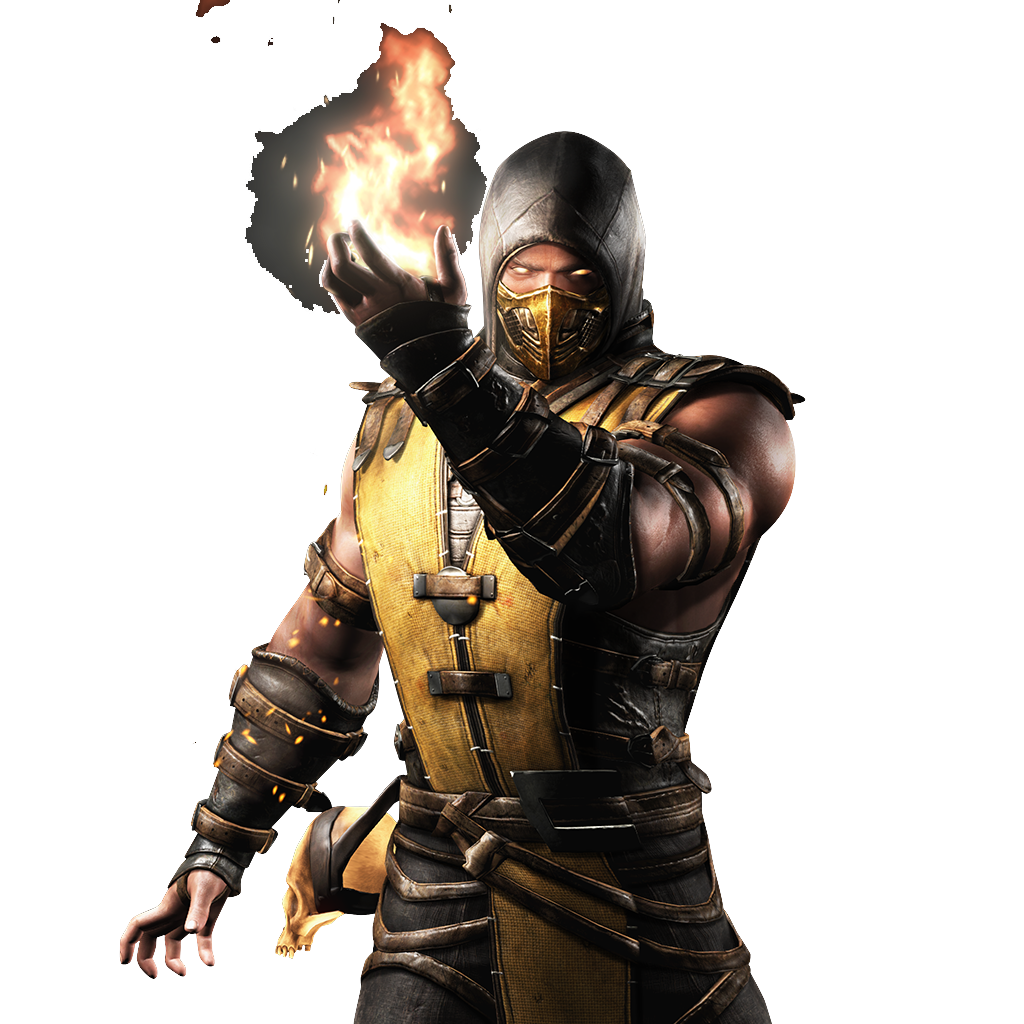 Mortal Kombat X Scorpion Android Xps Only By Lezisell On