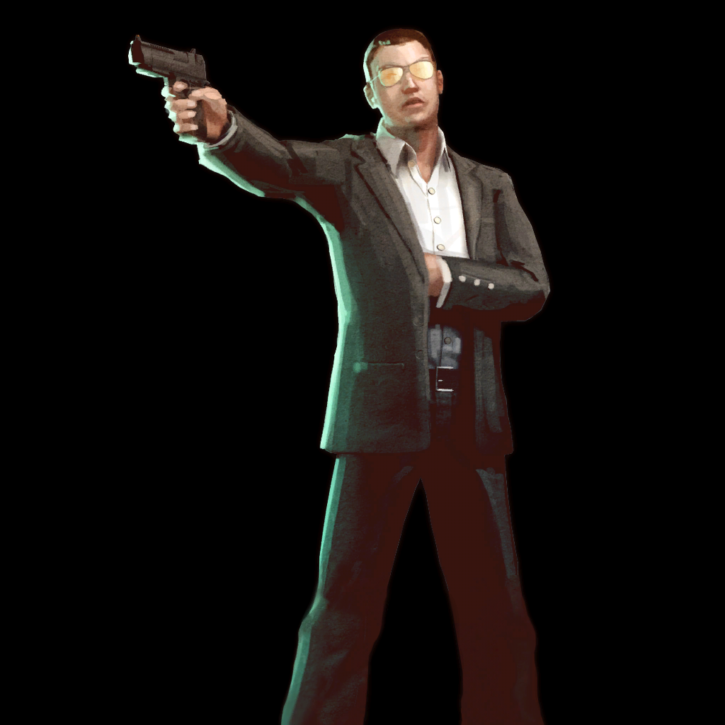 The House Of The Dead Overkill Agent G Xps Only By Lezisell On