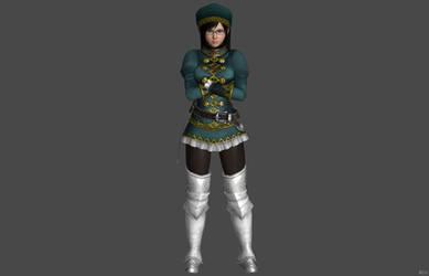 'Oblivion' Uff Heilige Mutter Armor XPS ONLY!!!