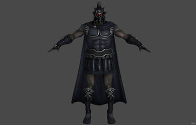 'Injustice: Gods Among Us' Ares (Classic) XPS!!!
