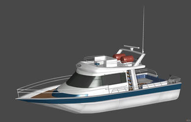 'Yakuza 6' Boat XPS ONLY!!!