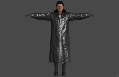 'Judgement' Hamura (Raincoat) XPS ONLY!!!