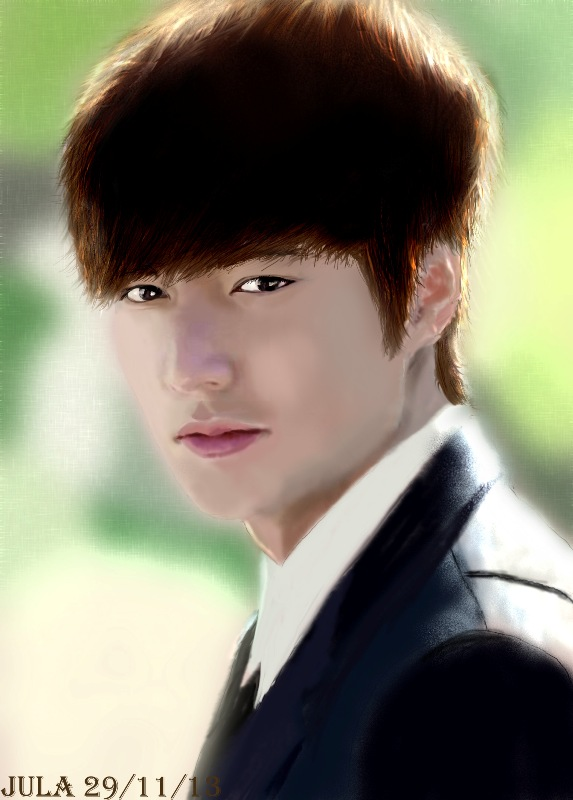 Lee Min Ho The Heirs by Yulia29