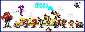 A Homage to Sega