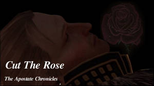 Cut The Rose Banner