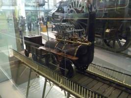 Locomotion and Gaunless Bridge