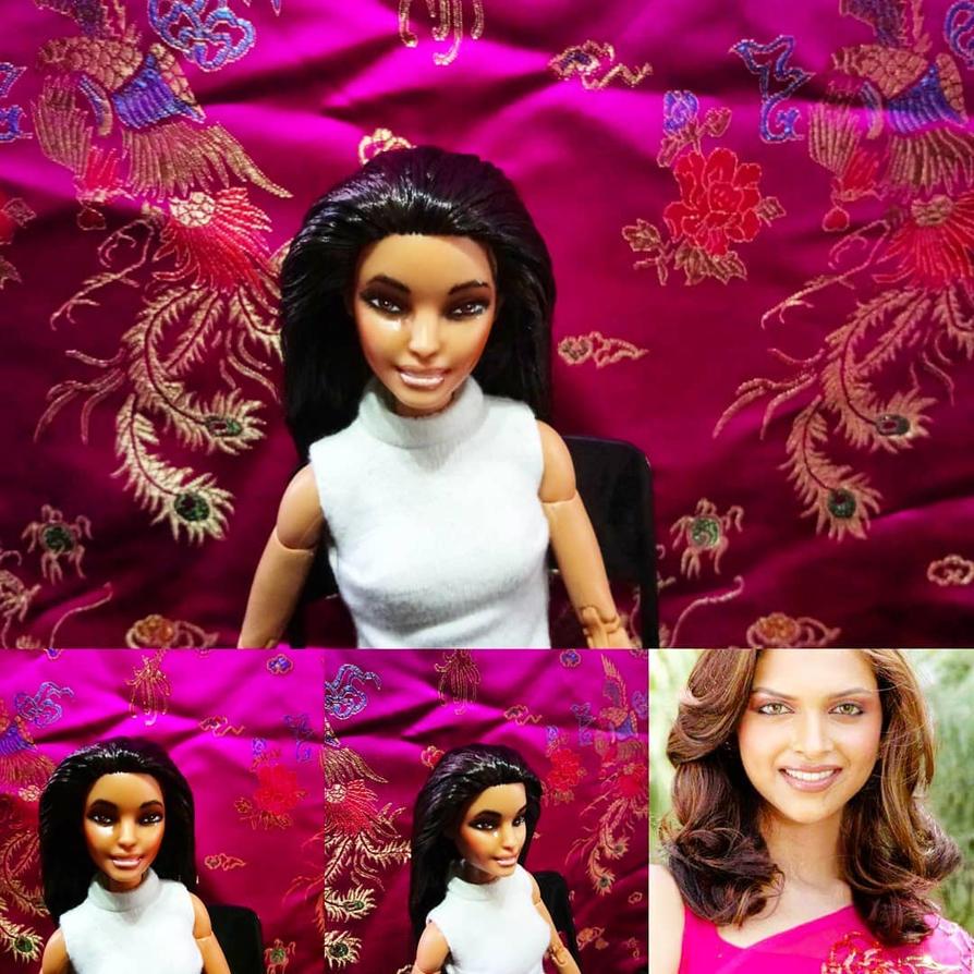 Repaint - MTM Barbie by RoseGerard