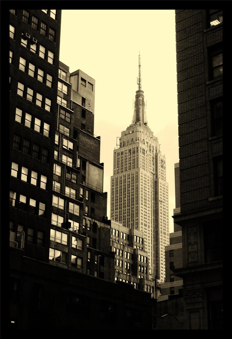 Gotham by tomasNY