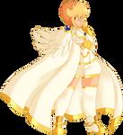 [REDRAW] Gold Prince [OC STUFF] by Nikki-tine