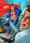 Superman vs Metallo