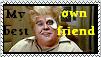 .:Barf Stamp:. by InuYashaSesshomaru