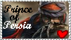 Prince of Persia Fan - Stamp by InuYashaSesshomaru
